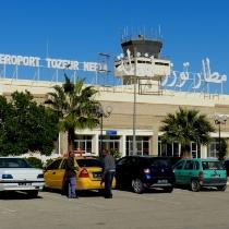 Location voiture à l'aéroport de Tozeur