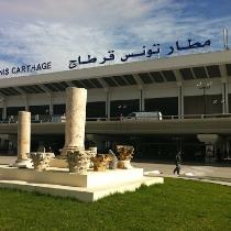 Location voiture à l'aéroport Tunis Carthage